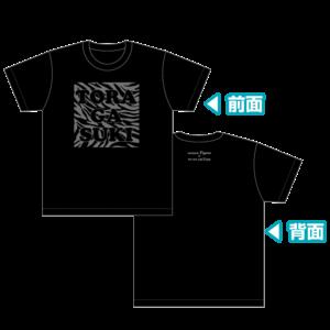 阪神 虎が好きTシャツ 黒